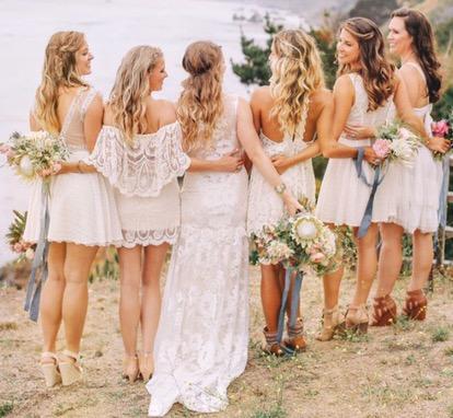 De 4 mooiste haartrends voor je bruiloft